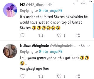 Busted! See the Hilarious Conversation Between A White Man and Yahoo Boy