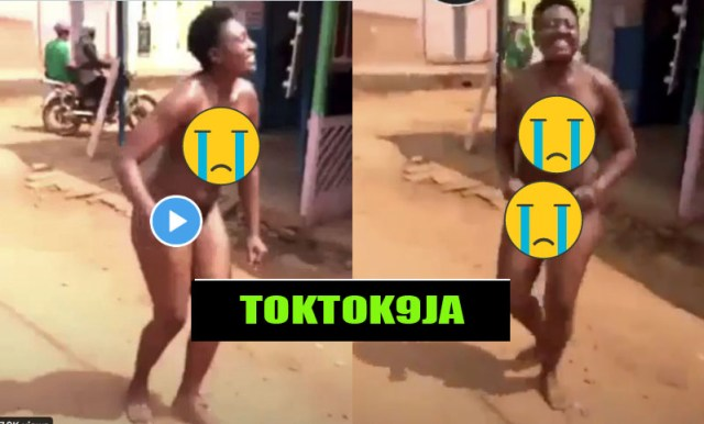 VIDEO: LASU Female Student Runs Mad After Ch00p!ing A Married Man