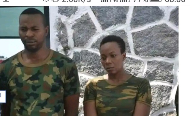 Fake Nigerian Army Officers Confess On How They Pour Acid On Their Victims