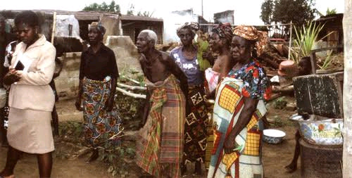 The Odi Massacre in Bayelsa State, 21 Years later (Pictures And Videos)