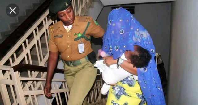 See the Young Woman Who Allegedly Stabbed Her Husband And Her 2 Month Old Baby To Death In Anambra
