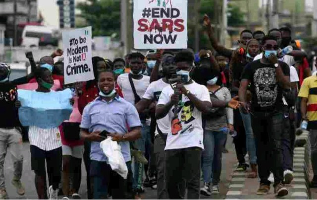 Jubilation! As Court Orders CBN To Unfreeze #EndSARS Promoters' Accounts