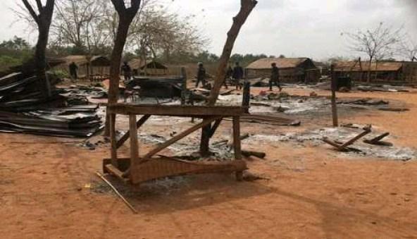 HERDSMEN CRISIS: Bloodbath In Ogun Community As Herders Retaliate Sunday Igboho's Eviction