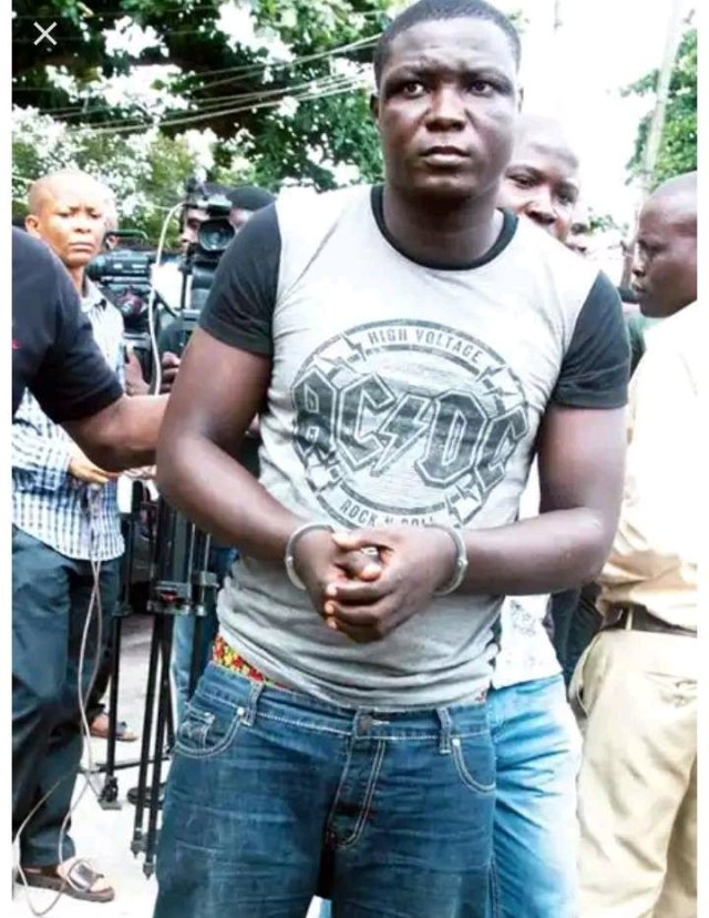 See The Most Wanted Cultist In Lagos That Kills People During Their Cult Initiation