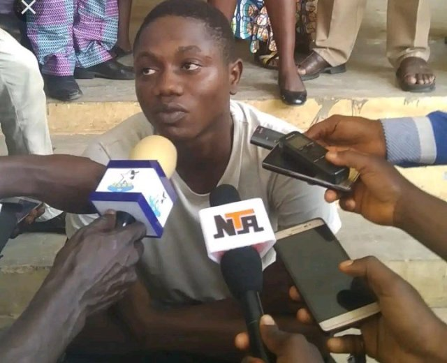 See The Men Who Raped A Prophetess In Ondo State And Have Been Sentenced To Years In Prison