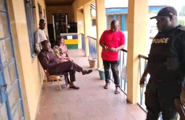 Senator Rochas Okorocha Arrested As Imo State Crisis Turns Bloody (VIDEO)