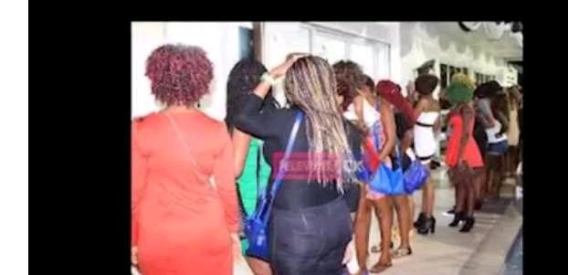 Mixed Reactions As Prostitute Offers Free S£x To Discourage Gay Practice (VIDEO)