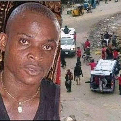 Derico Nwamama: A  Notorious Criminal That South-East Nigeria Will Ever Forget