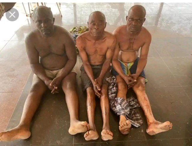 Remember The Men Who Killed Their Wives For Spiritual Powers? See How They Look Now