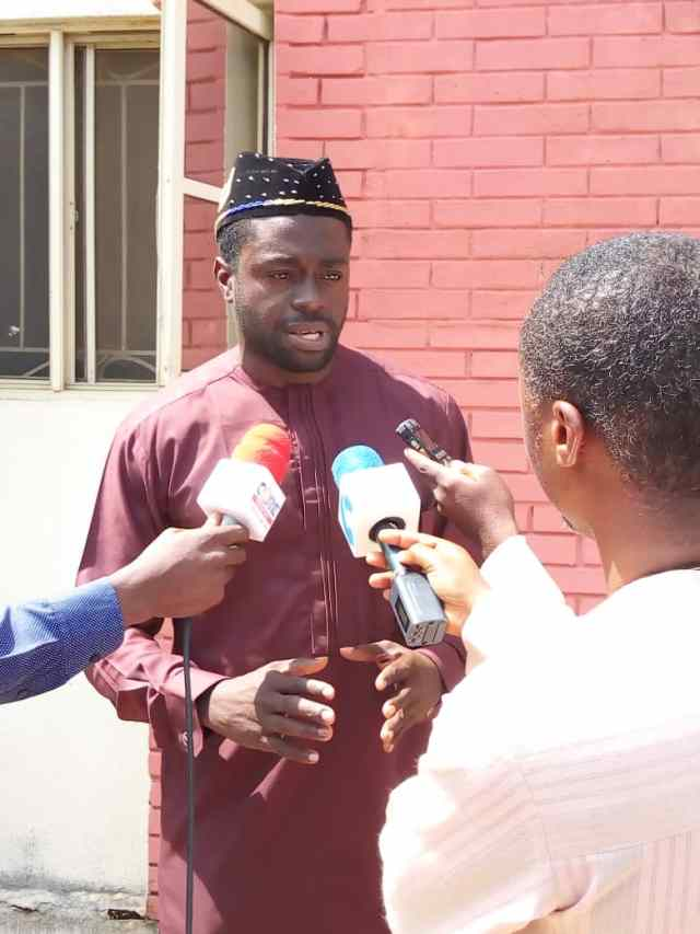Alleged INEC CONSPIRACY -  Former Presidential Candidate Nsehe Nseobong Exposes INEC (VIDEO)
