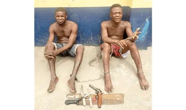 See The Black Axe Cult Group That Killed 10 People In Lagos State