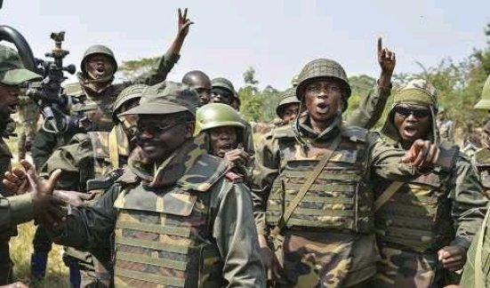 Just In: Bandit Leader, Rufa'i Maikaji, Dozens Of His Fighters Killed By Troops In Kaduna