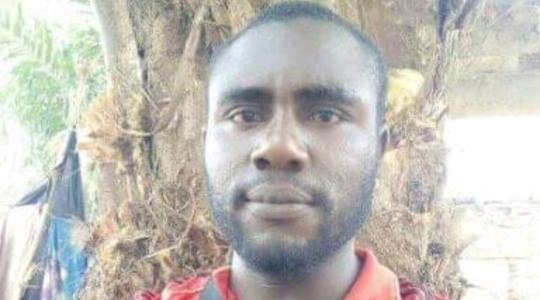 TRAGIC!!! Young Man Killed By Suspected Cultists In Benue