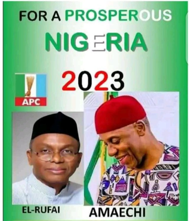 2023 Presidential Election: See the Three Potential Candidates That May Emerge APC Flag Bearers