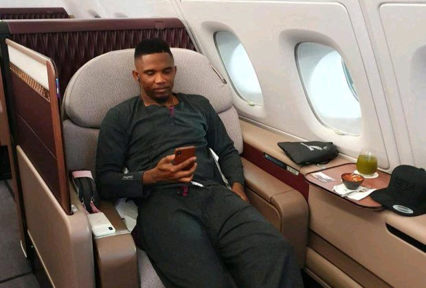 See the Flamboyant Lifestyle of Africa's Richest Footballer His Mansion, Jets, Fleets Of Cars