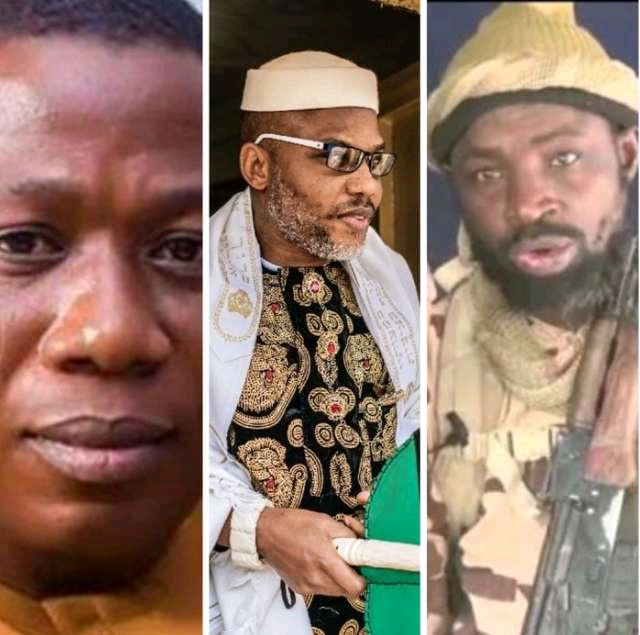 Babajide Kolade Otitoju Reveals That Sunday Igboho, Nnamdi Kanu And Shekau Are Non- State Actors