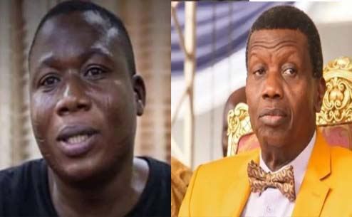 """Adeboye Son's Death """"We Don't Have to Say Hello"""" - Sunday Igboho Attacks RCCG Overseer"""