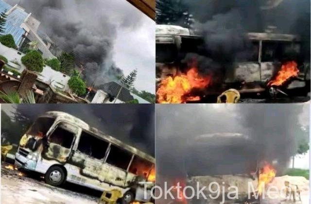 Finally, See the Identity Of the Man Behind The Attack and Burning Of Gov Uzodinma's House