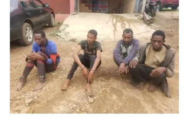 EXPOSED: Top Hausa Men Are Responsible For Killings and Unrest in Nigeria - Suspect Alleged