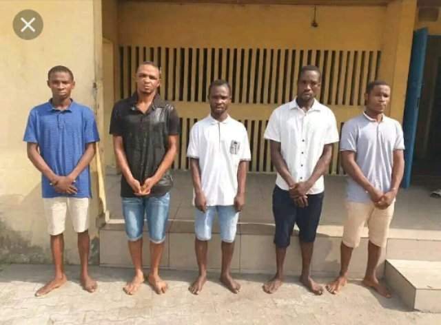 ENDTIME!!! See The Faces Of Zion Church Members Who Kidnapped And Killed Their Pastor's Wife