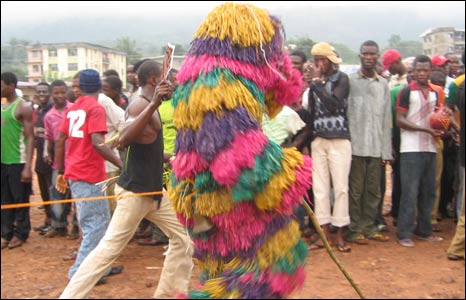 NOT AGAIN!!! One Killed, Children, Others Injured As Masquerades Attack Muslims In Osun