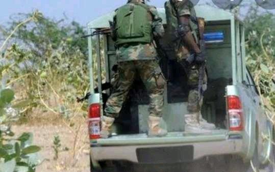 WARNING DISTURBING VIDEO! Nigeria Police Release Footage of ESN Commander Dragon Killed In Gunbattle