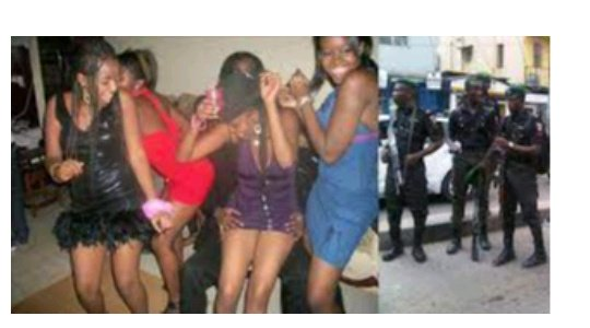 EXPOSED: See The Most Popular S*x Cities In Nigeria Where Even Policemen Are Allegedly Regular Customers