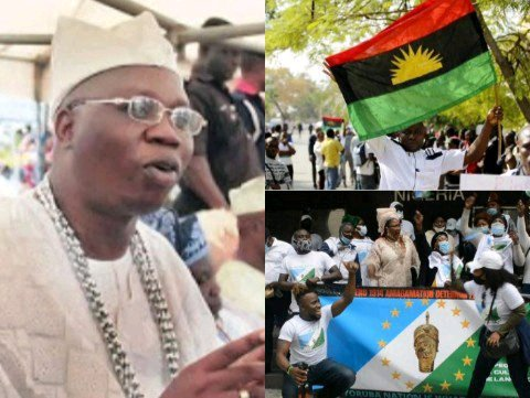 'What Will Igbo and Yoruba People Gain For Separating From Nigeria, Can They Run A Nation? '- Says Yoruba Group
