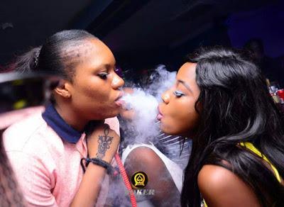 """The Guy I Slept With Gave Me 50k And I Felt Like Break Dancing""- Chidima Ojukwu Recounts How She Met Ataga At A Wild Party"