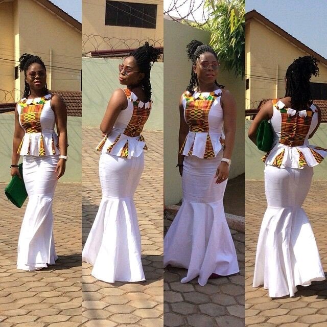 If You Are a Lady Who Loves Fashion, Try Out These 10 Ankara Styles to Stun Your Outings