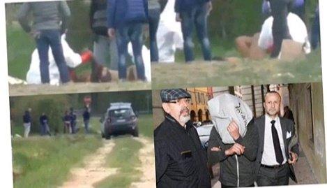 RUNS GIRLS BE CAREFUL!!! Italian Man Killed Nigerian S€x Worker Over Poor S€x Performance, Dumps Her Body On Roadside