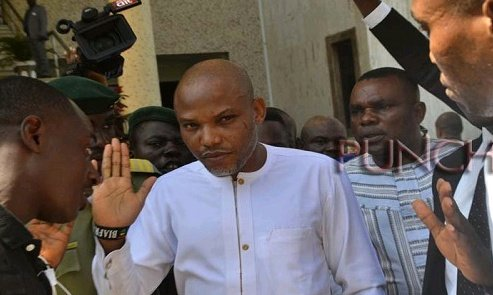 MORE TROUBLE FOR KANU: British Govt Might Not Be Able to Help Nnamdi Kanu Because of This Reason