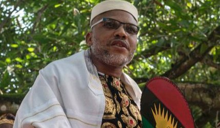JUST IN: British Government Demands Explanation For Nnamdi Kanu's Arrest, See What They Said