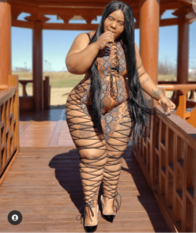 Meet Alexander Paulette - Plus-Size Model that owns a Bully Casino and the CEO of Curvy Diva USA