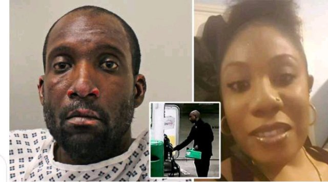 EVIL EVERYWHERE! Jealous Husband Send Wife N@k3d Photos to P0rn Site Before Burning Her to Death
