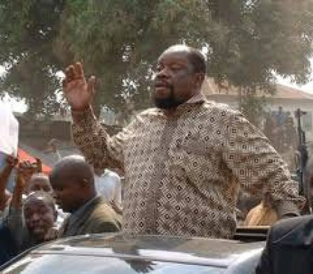 WHEN LION BORNS SHEEP: Meet Odumegwu Ojukwu's Son Who Abandoned His Father's Party To Join APC In Search Of Governorship Ticket