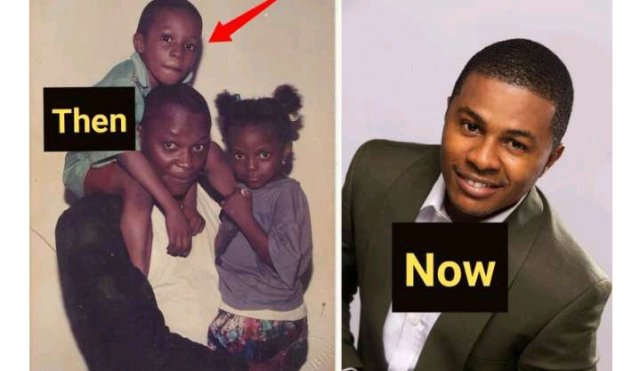 Throwback Photos 4 Nollywood Child Actors Who Have Grown to Become Adults