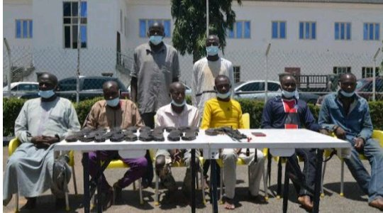 """""""How We Abducted And Killed Father Of Former Plateau State Governor Joshua Dariye"""" - Kidnappers"""