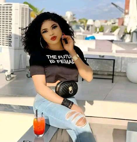 Peter Okoye Of Psquare And Others React As Bobrisky Shares His Bank Account Balance Of Almost N1Billion