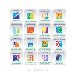 Habits of Mind Labels