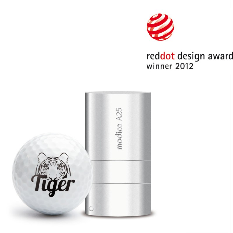 Personal branding for golf balls tie in with lables in South Africa. Get your custom made and printed golf balls. This image was taken in Johannesburg South Africa