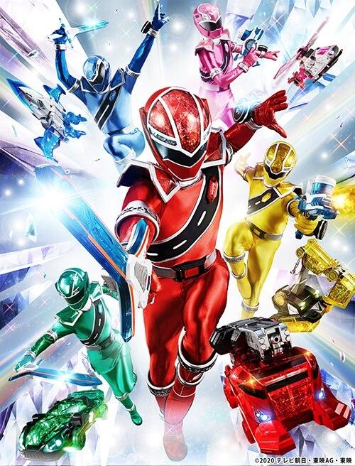 Justiriser Sub Indo : justiriser, Mashin, Sentai, Kiramager, Series, Movies, English, TokuFun