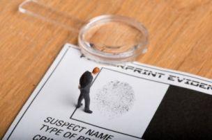 クレジットカードの指紋認証