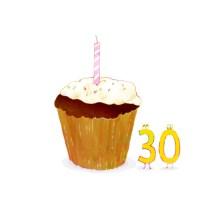 30歳の誕生日