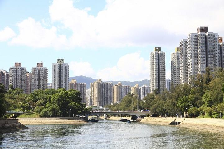 Tai-Po-New-Town大埔