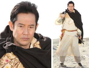 Shinji Yamashita is the oldest Sentai Hero in history.