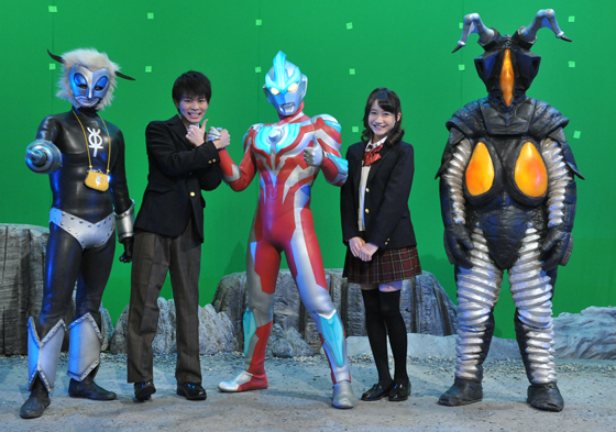 Ultraman Ginga Returns With Side-Story Episode