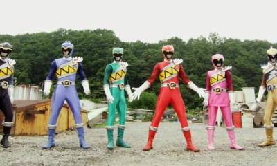 Zyuden Sentai Kyoryuger Brave Website Reveals Japanese Dub