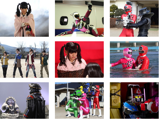 Next Week On Ressha Sentai ToQger Station 3