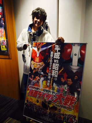 [3/3 to 3/9] This Week in Toku Actor Blogs